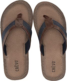 Crevo Mens CV1721 Travis Blue Size: