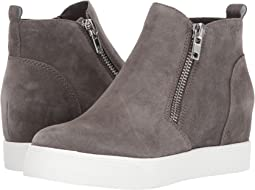 f90d74d5b68 Steve madden varcityy sand suede