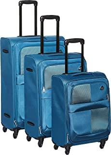 كاملينت حقائب سفر بعجلات للجنسين