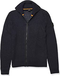 Men's Zip Up Sweater
