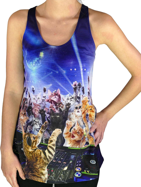 Animal Den Ladies Long Sleeve Moisture Wicking Athletic Shirts Sizes XS4XL