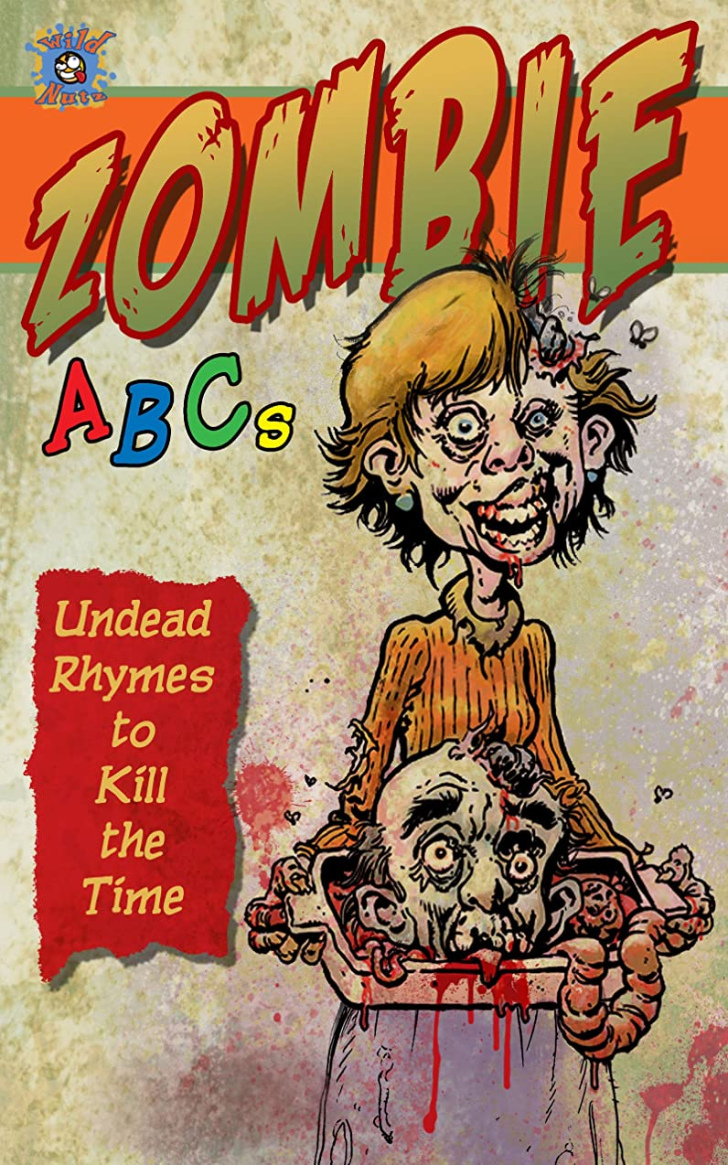 シンプトン通訳バイバイZombie ABC's: Undead Rhymes to Kill the Time (English Edition)
