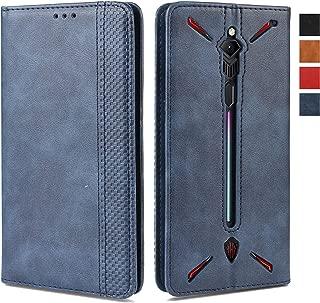 ケース 手帳型 ZTE Nubia Red Magic 3 スマホケース 財布型 カード収納 横置き機能 マグネット 充電対応 手作り 高級PUレザー TPU ケース 全面保護 軽量 耐衝撃 防指紋