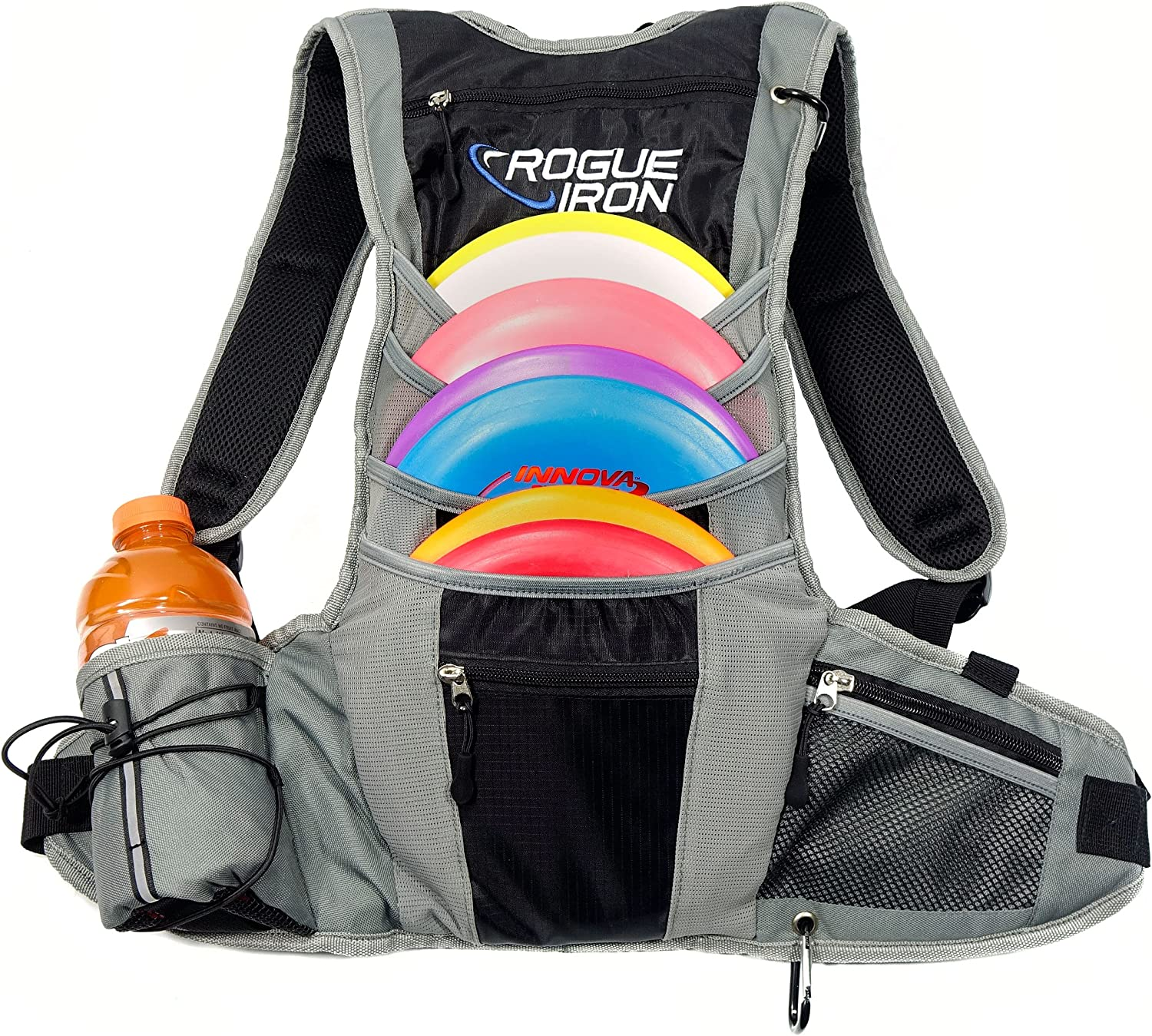 security Rogue Iron Sports Disc Max 65% OFF Backpack Hydration Golf