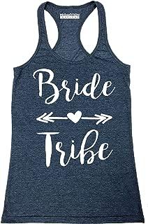 Promotion & Beyond P&B Wedding Bridal Party Gear Bride Tribe Women's Tank Top