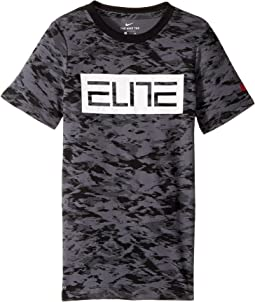 Nike Kids - Dry Elite Basketball Tee (Little Kids/Big Kids)