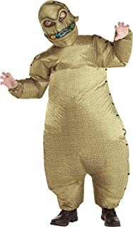 Inflatable Oogie Boogie The Nightmare Before Christmas Halloween Costume for Children, Medium, by Party City