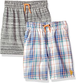 U.S. Polo Assn. Boys' 2 Pack Short