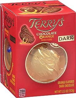 Best dark chocolate terrys chocolate orange Reviews