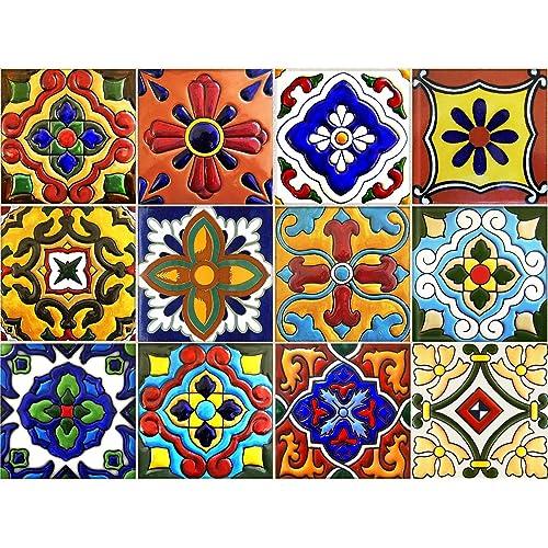 Ceramic Tile Transfers Decals