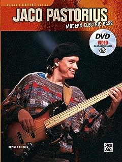 Jaco Pastorius -- Modern Electric Bass: Book, DVD & Online Video (Alfred's Artist Series)