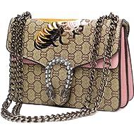 Vintga Cross-body Bag for Womens Handbag Single Shoulder Bag Purse Messager Bags