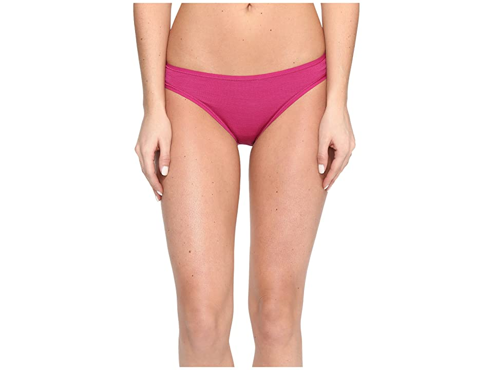 Smartwool Merino 150 Pattern Bikini (Berry) Women