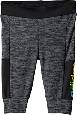 adidas Kids - Space Dye Melange Jogger Pants (Toddler/Little Kids)