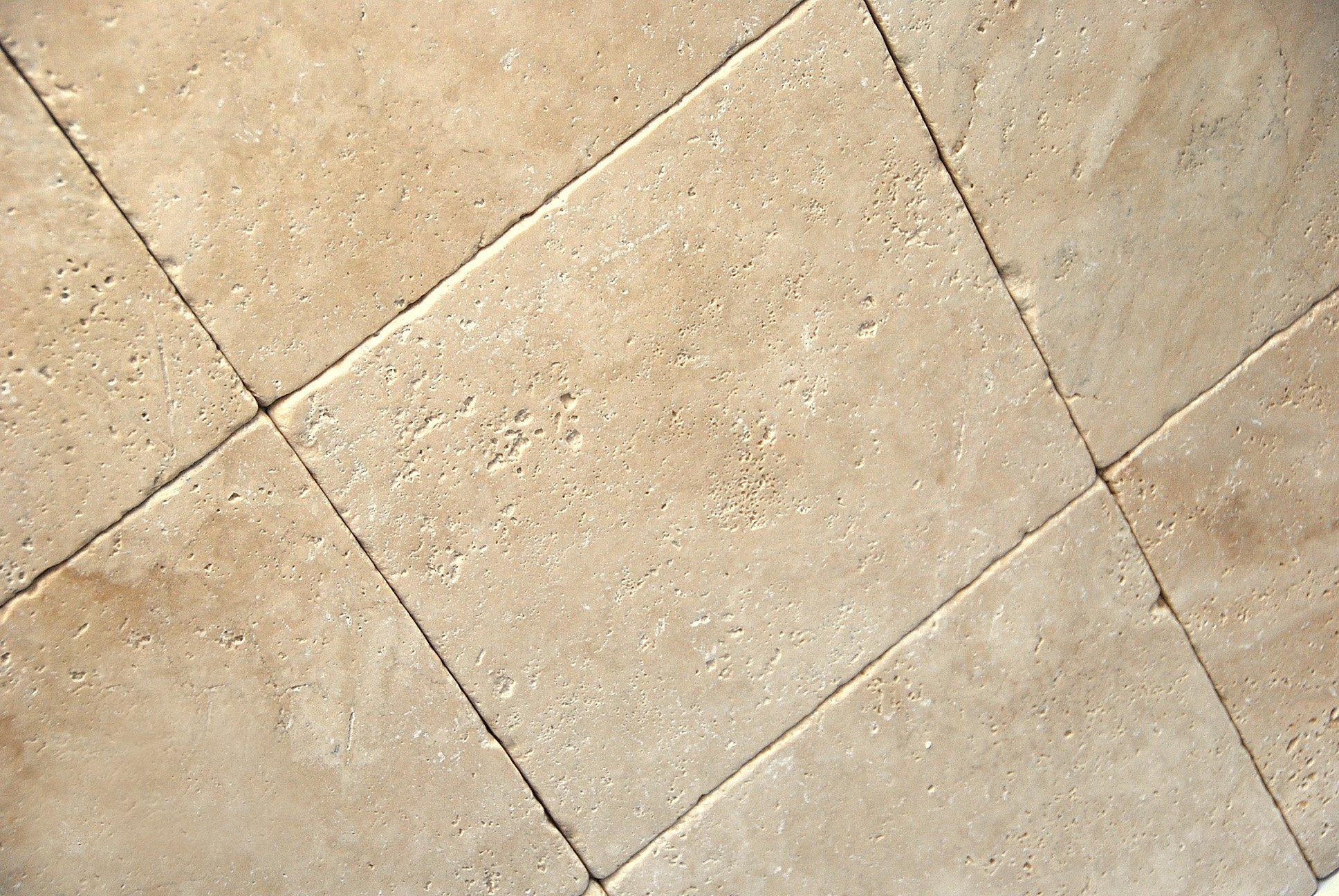 light ivory 12x12 tumbled travertine tile