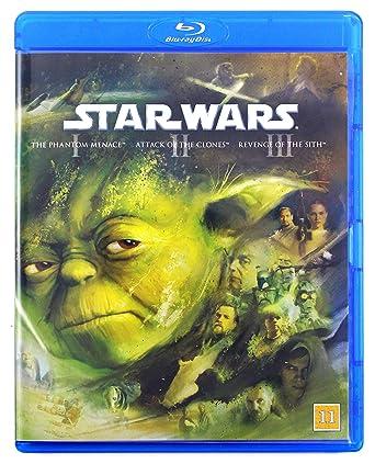 Star Wars: Episode I - Die dunkle Bedrohung [Blu-Ray] [Region B] (Deutsche Untertitel)