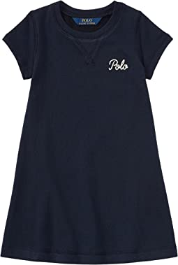 Polo Ralph Lauren Kids - French Terry Dress (Toddler)