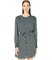 GREY Jason Wu - Mini Rose Floral Dress