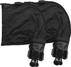 ATIE Black 280 All Purpose Bag Replacement Fits Polaris Black Max 280 All Purpose Bag K23, K17 (2 Pack)