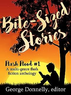 Bite-Sized Stories: A Multi-Genre Flash Fiction Anthology (Flash Flood Book 1)