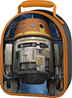 Thermos K45415006 Novelty Lunch Kit, Star Wars Rebels Chopper