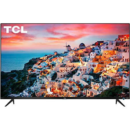 """TCL 50"""" Class 5-Series 4K UHD Dolby Vision HDR Roku Smart TV - 50S525"""