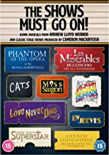 The Shows Must Go On! Ultimate Musicals Collection (DVD) [2020]