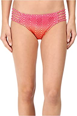 Luli Fama Sunset Angel Braided Side Full Bottom