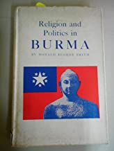 Religion and Politics in Burma (Princeton Legacy Library)