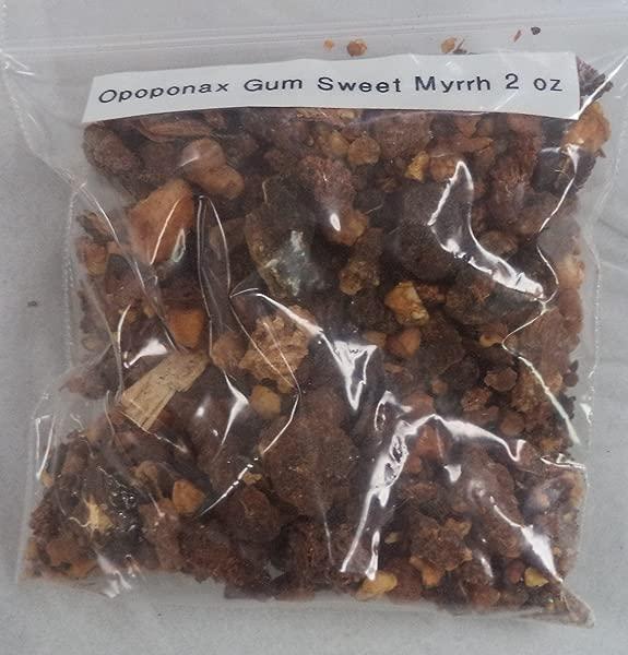 Rainbowrecords239 Opoponax 树脂甜没药 2 盎司包