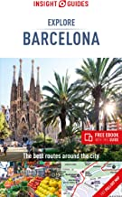 Insight Guides: Explore Barcelona 3/e: Travel Guide with Free eBook
