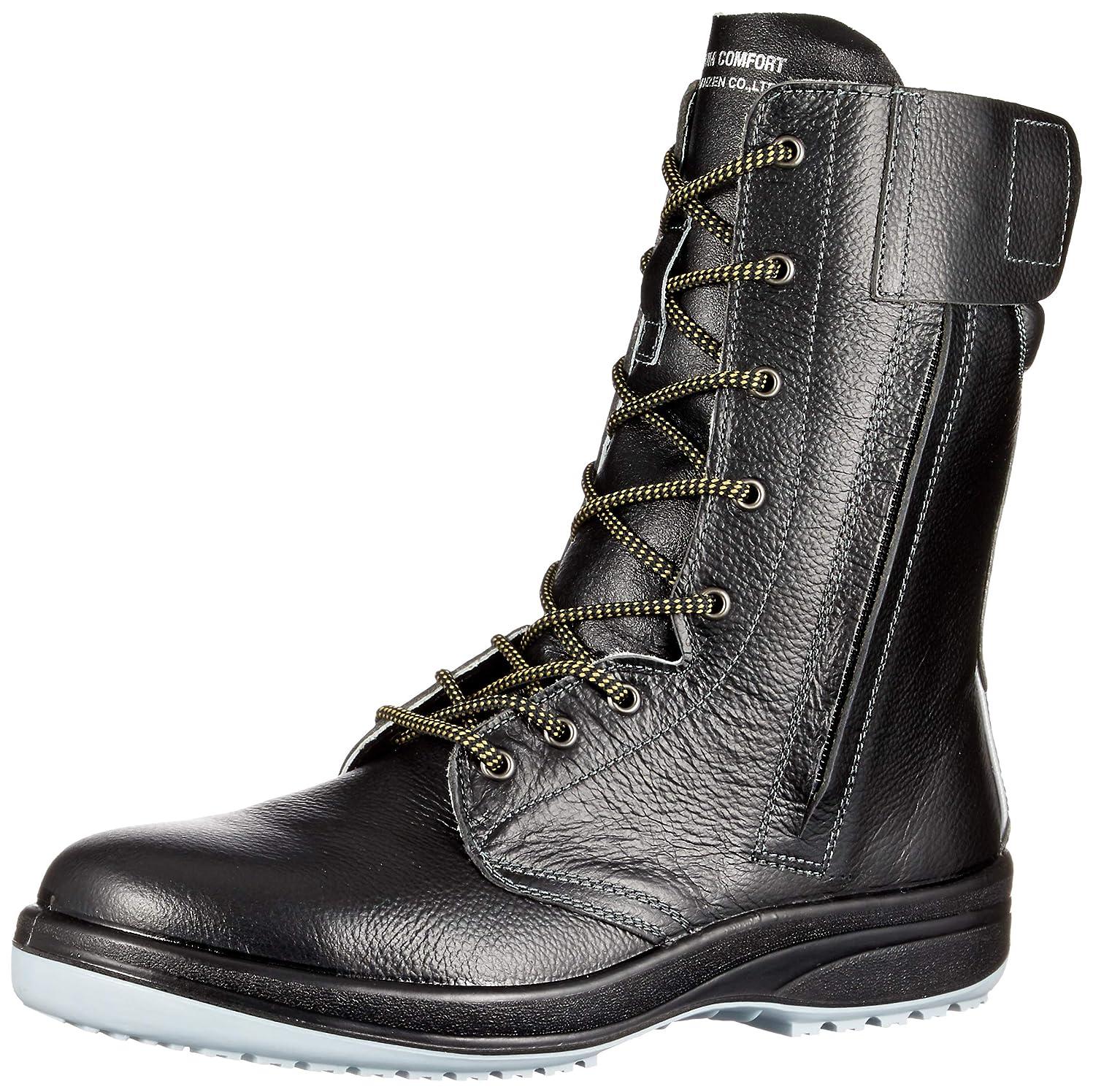 でる不規則なレルム[ミドリ安全] 静電安全靴 JIS規格 耐滑 長編上靴 ハイグリップセフティ HGS330FN 静電