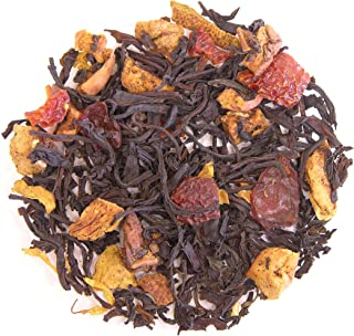Pumpkin Spice Loose Leaf Natural Flavored Black Tea (16oz)