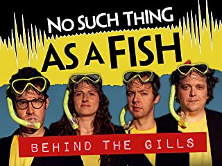 No Such Thing As A Fish: Behind the Gills