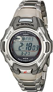 Men's G-Shock MTGM900DA-8CR Tough Solar Atomic Stainless...