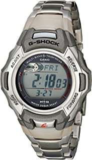 Men's G Shock Stainless Watch