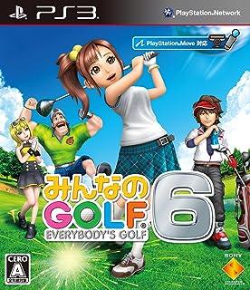 【PS3】みんなのGOLF 6