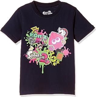 [スプラトゥーン] Tシャツ 半袖 KDS キッズ Splatoon2 スプラトゥーン2 ハイカラストリート 22823714