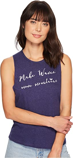 Roxy - Make Waves Muscle Tank Top