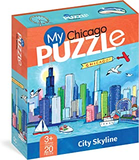 duopress My Chicago Puzzle: City Skyline