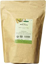 Davidson's Tea Bulk, White Peony, 16-Ounce Bag