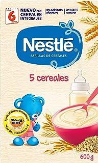 Nestlé Papillas Alimento infantil preparado a base de cereales - 600 gr