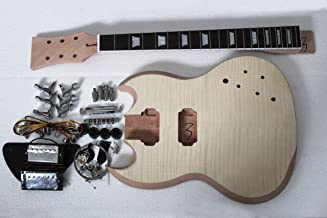 PROJECT SG DIY ELECTRIC GUITAR KIT WITH ALL ACCESSORIES