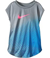 Nike Kids - Dot Gradient Dri-FIT Tee (Toddler)