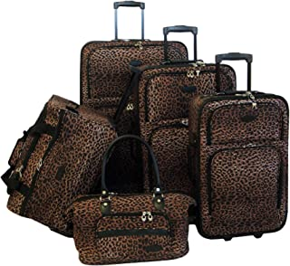 american flyer giraffe luggage