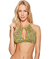 Polo Ralph Lauren - Choppa Paisley High Neck Bikini Top