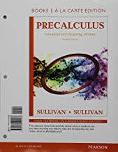 Precalculus Enhanced with Graphing Utilities, Books a la Carte Edition Plus NEW MyLab Math -- 24-Month Access Card Package (7th Edition)