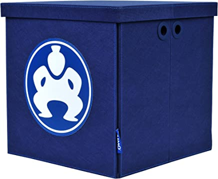SUMO by Mobile Edge 14-Inch Folding Furniture Cubes,  Blue
