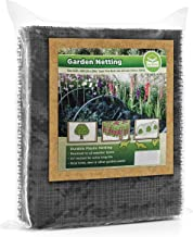 Bird Netting [Heavy Duty] Protect Plants and Fruit Trees - Extra Strong Garden Net Is Easy to Use, Doesn't Tangle and Reus...