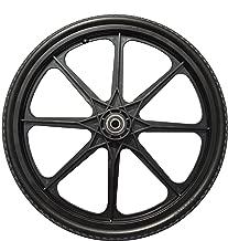 Sherpa 20 x 2.125 Flat-Free Wheel for Rubbermaid Cart